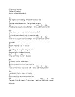 Cold Frosty Mornin' lyrics.pdf