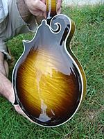 Triggs Mandolin birth