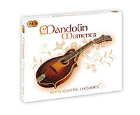 Mandolin Moments Double CD 40 tracks