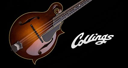 Collings - Handcrafted in Austin, Texas